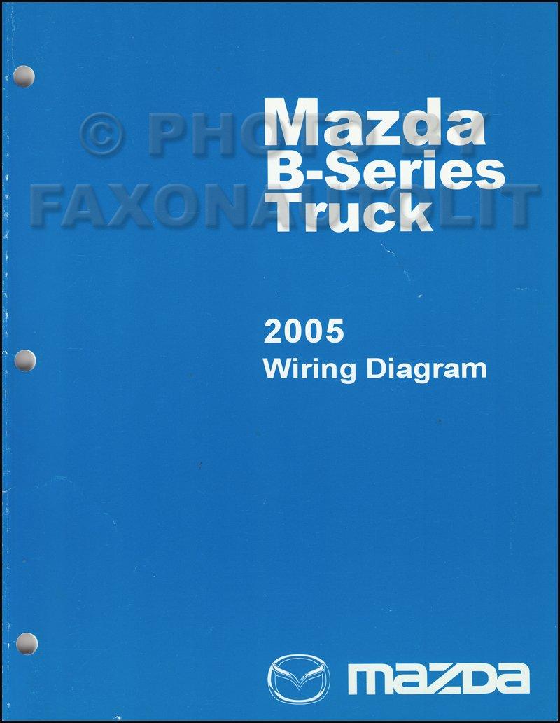 2005 mazda pickup truck wiring diagram manual original b2300 b30002005 mazda pickup truck wiring diagram manual original b2300 b3000 b4000 paperback \u2013 2005