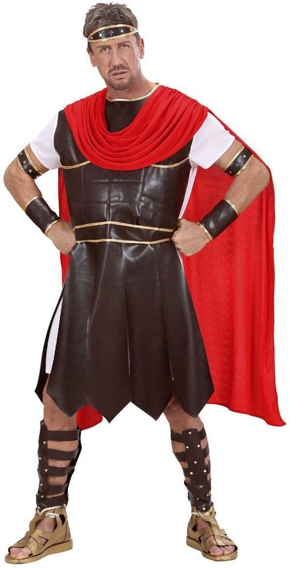 Disfraz de gladiador romano adultos WIDMANN Widman talla M = 50-52