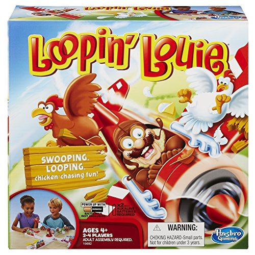 Loopin Louie Board Game by Hasbro by Hasbro