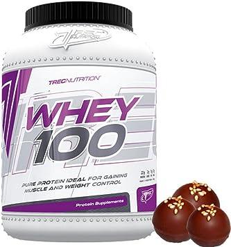 600g Chocolate y Sesamo Whey 100. La Proteina Más Efectiva ...