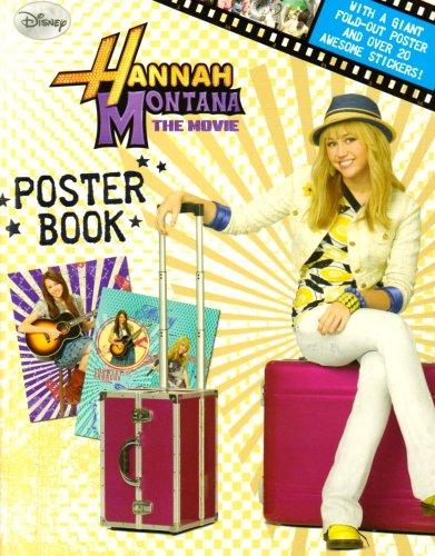 Disney Hannah Montana Poster Book - Hannah Montana Stamp