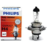 Philips Rally 12569RAC1 H4 12V 100/90W P43T - One Pair