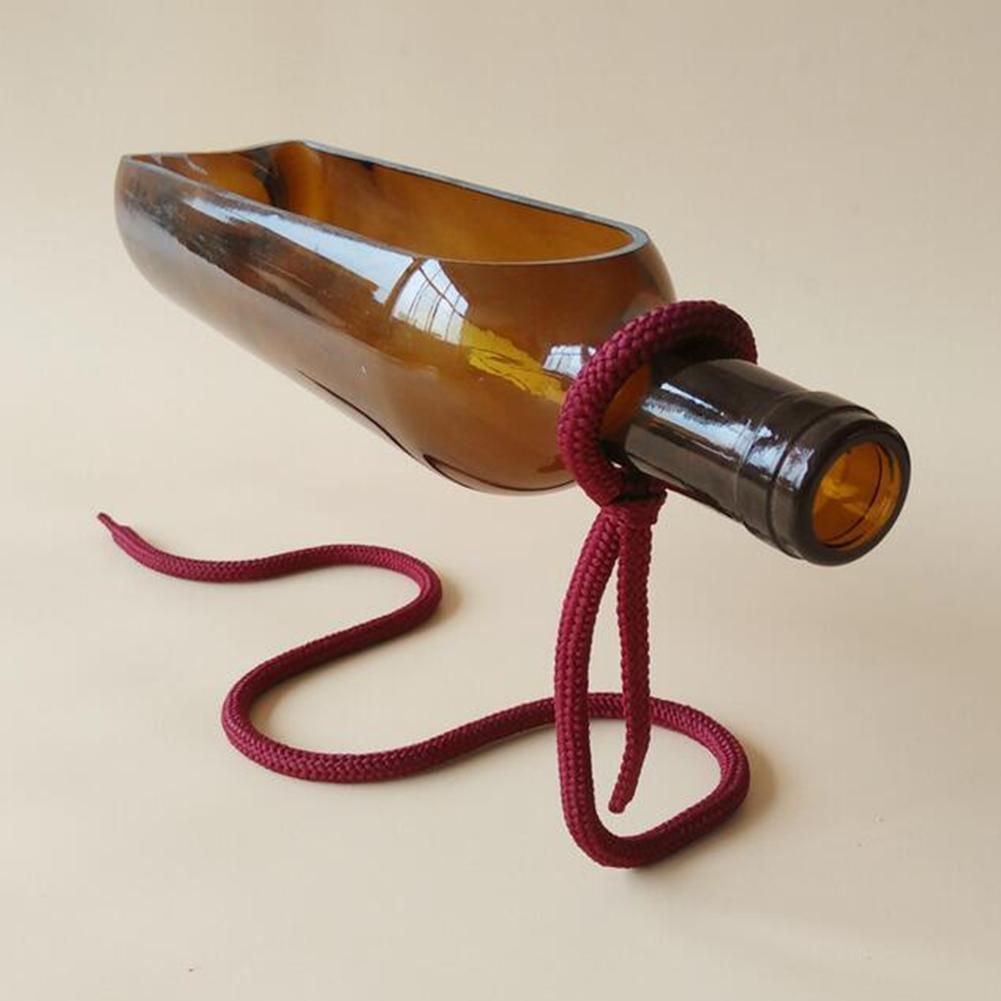 TJ Mesa de interior bellamente decorada botella de flotador de suspensión plato de fruta de vidrio bricolaje creativa maceta: Amazon.es: Deportes y aire ...