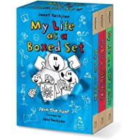 My Life Boxed Set #1: Derek Fallon 1-3 (My Life as a Book, My Life as a Stuntboy, My Life as a Cartoonist)