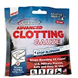 Adventure Medical Kits AMK Quickclot Advanced Clotting Gauze