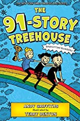 The 91-Story Treehouse: Babysitting Blunders! (The Treehouse Books) Hardcover