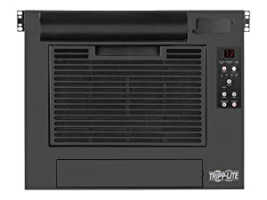 Tripp Lite Rack-Mount Cooling Unit Air Conditioner, AC, 7,000 BTU (2.0kW), 120V, 8U, 5-15P Plug (SRCOOL7KRM)