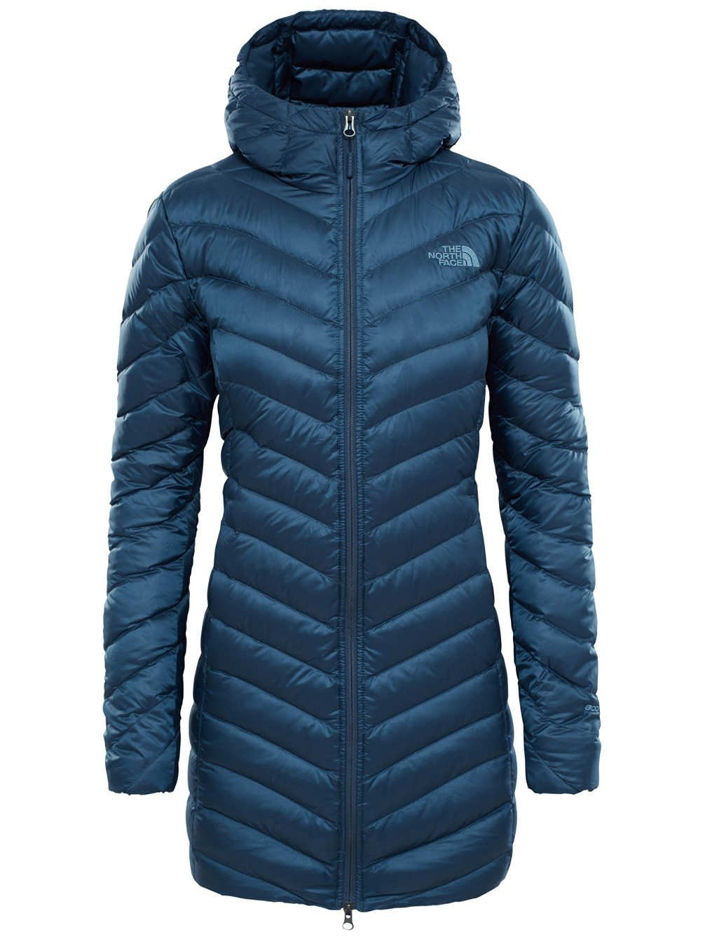 The North Face W Trevail Parka Chaqueta, Mujer