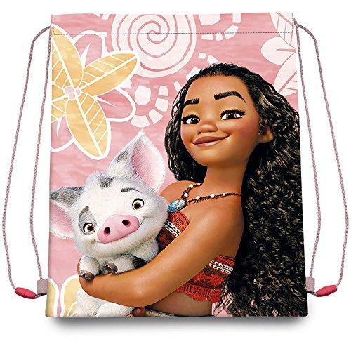 Vaiana/Moana Disney drawstring Bag, Carry Bag for children(15.8
