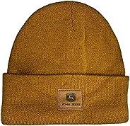 John Deere Jd Micro Fleece Sweatshirt Lined Beanie