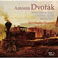 Quartetto Per Archi N.12 Op.96 American