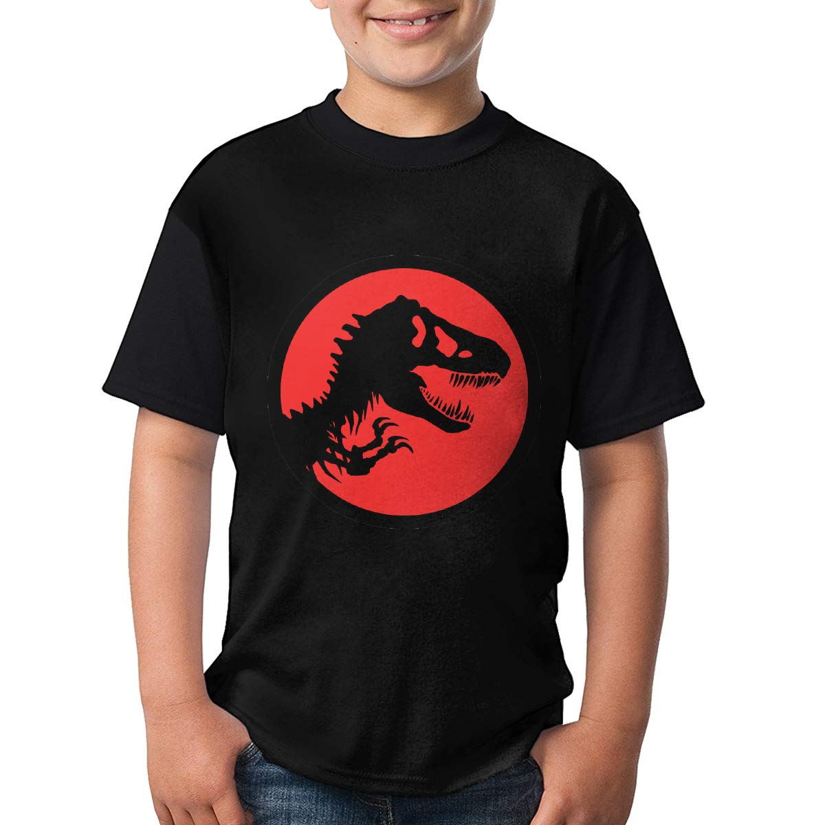 YIIYEE This is How I Roll Teenage Youth Clothing Short-Sleeve T-Shirt for Boys /& Girls