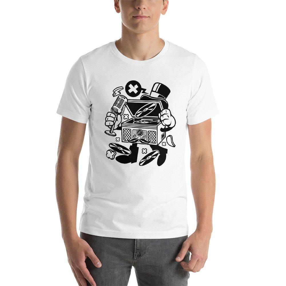 Cartoons Short-Sleeve Unisex T-Shirt DR-MASTERMIND Music