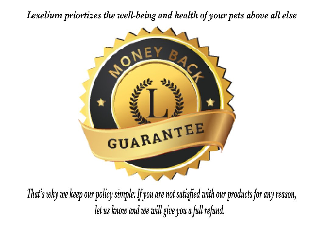 Organic Urinary Tract Infection (UTI) Support for Dogs and Cats | Fortified with Cranberry, D Mannose, and Curcumin | Strengthens Kidney & Bladder Function | Prevents Kidney/Bladder Stones | 200 G by Lexelium (Image #6)