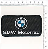 IRON ON PaTCH BRODÉ MOTORRAD BMW