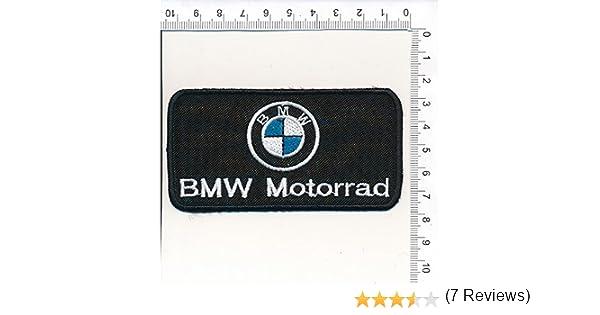 BMW MOTORRAD parche bordado de hierro