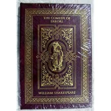 The Comedy of Errors : Easton Press Leather Edition
