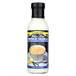 Walden Farms French Vanilla Calorie-Free Creamer, 12 Fl Ounce (Pack of 6)