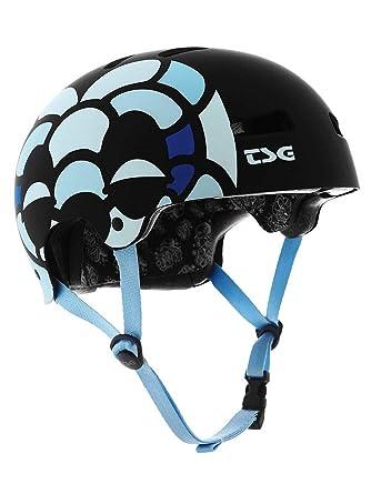 TSG Helm Kraken - Casco, tamaño S/M, color negro/sketchface