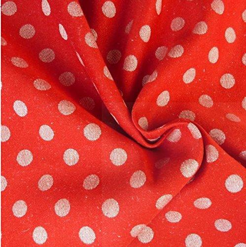 Didymos Red dots hemp Taglia 6 4.6 m Fascia portabeb/è