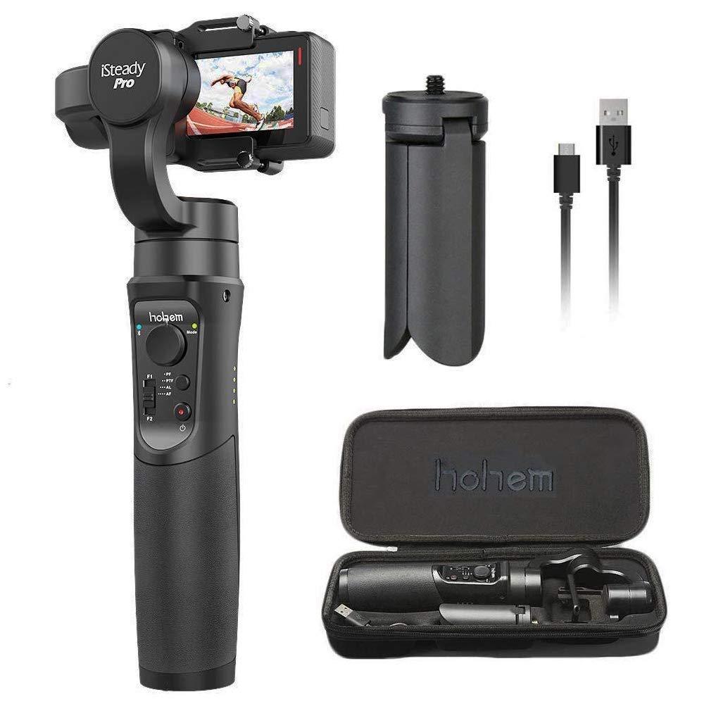 Hohem Isteady Pro 3 Axis Handheld Gimbal Stabilizer For Gopro Hero Zhiyun Z1 Crane Ver 20 Mirrorless Camera 2018 6 5 4 Yi Cam