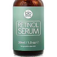 Retinol Serum testsiktare 2019 – retinol liposomer försörjningssystem med vitamin C & vegan hyaluronsyra – anti-åldrande…