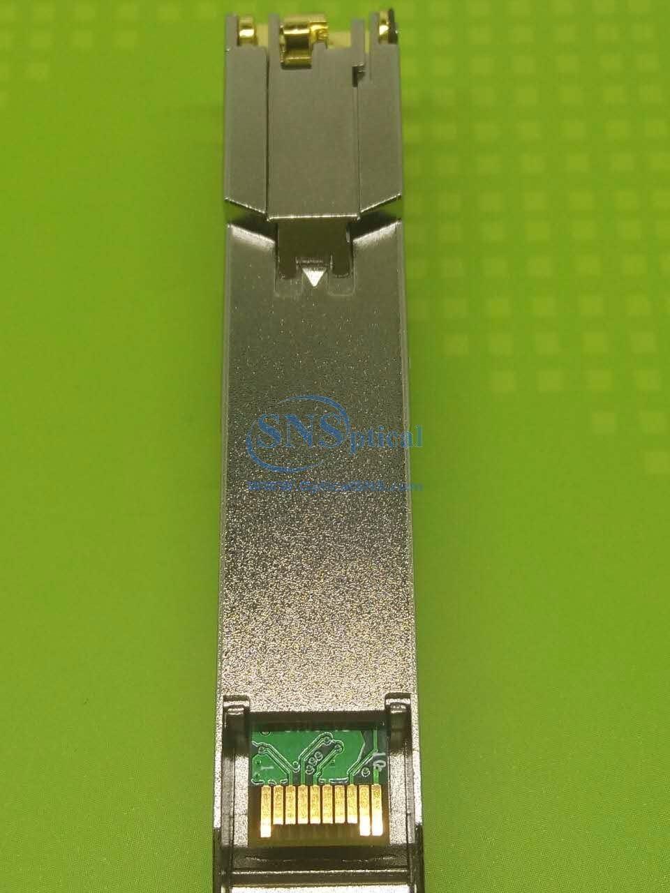 SnS ONS-SE-ZE-EL Compatible with ONS-SE-ZE-EL 10//100 SFP 100M SMF Transceiver Module
