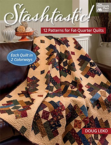 Find Bargain Stashtastic!: 12 Patterns for Fat-Quarter Quilts