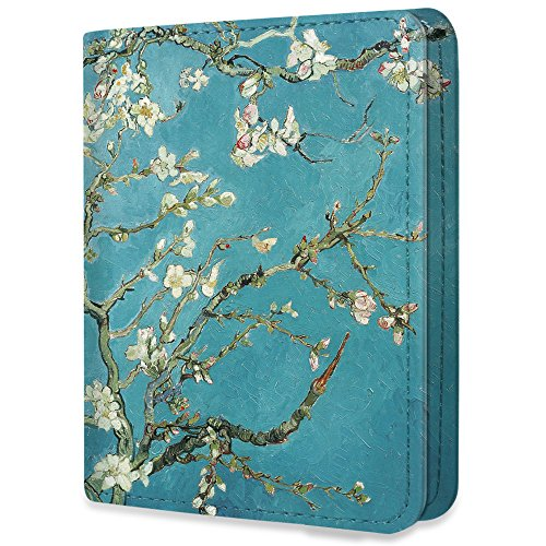 Fintie Mini Photo Album for Fujifilm Instax - 104 Pockets Photo Album for Fujifilm Instax Mini 9 Mini 8 Mini 90 Mini 25, Polaroid Snap PIC-300, HP Sprocket, Kodak Mini 3-Inch Film (Blossom)