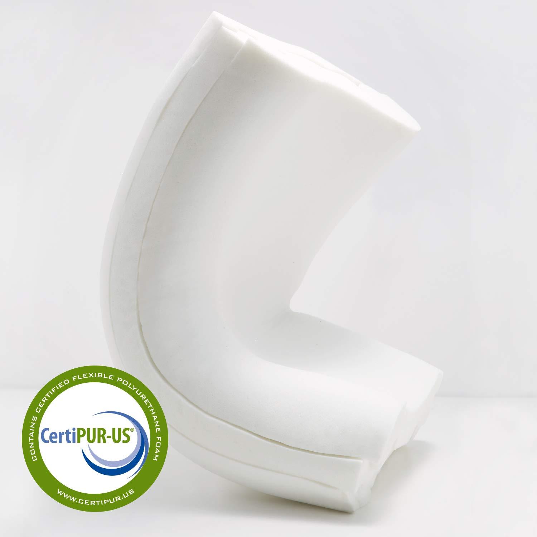 UTTU Sandwich Pillow, Cervical Pillow for Neck Pain