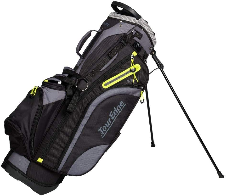 Tour Edge Ladies Hot Launch 4 Golf Stand Carry Bag