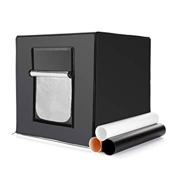 Fotografie Studio Kit Portable Faltbare Mini Foto Zelt Schm 100% Garantie Leuchtkasten Für