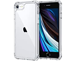 ESR Air Armor Designed for iPhone SE 2020 Case/iPhone 8 Case [Shock-Absorbing] [Scratch-Resistant] [Military Grade Protection