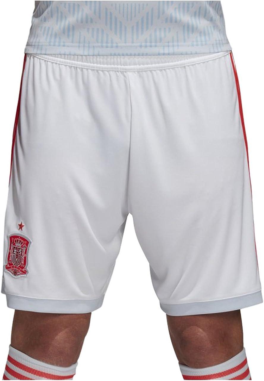 adidas España Réplica Pantalones Cortos De Fútbol, Todo el año, Hombre, Color: Amazon.es: Ropa y accesorios