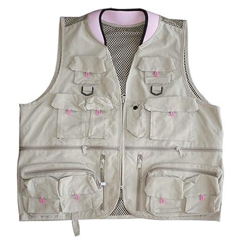 6a0dbd1fc5d1b Amazon.com : Master Sportsman Women's Alpine Fishing Vest : Fishing ...