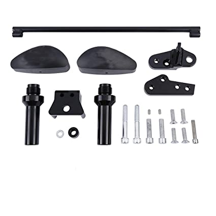 Amazon.com: XFMT Moto Body Protectors Frame Sliders Kit For Suzuki ...
