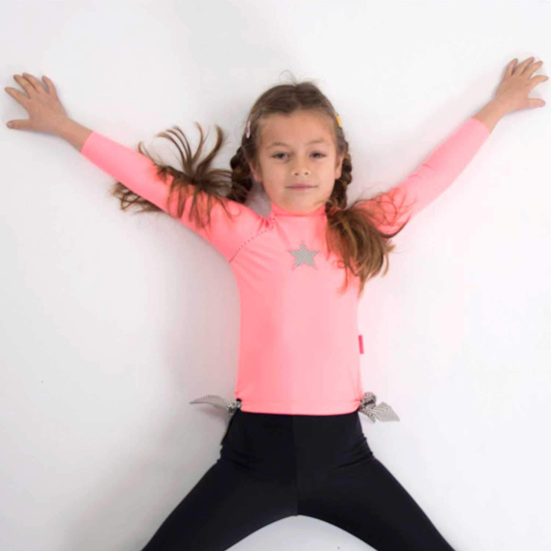 MayoParasol Nina Tshirt Top Maillot Anti UV Manches Longues