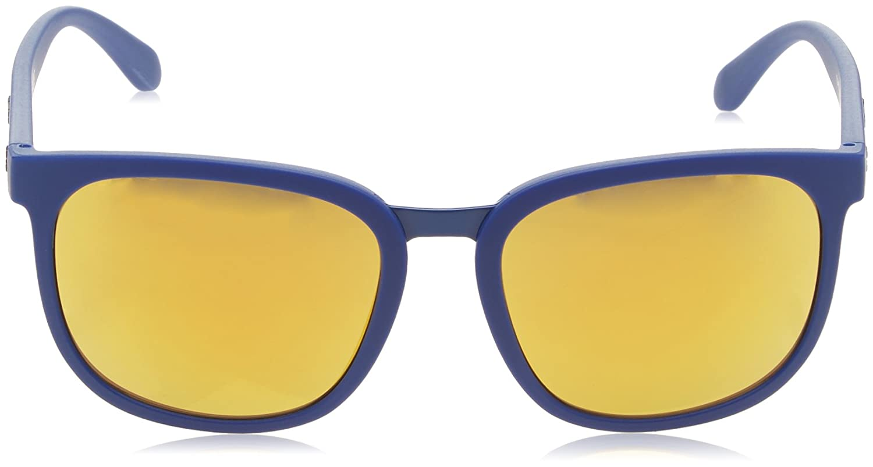 Arnette Herren Sonnenbrille 0AN4238 2494N0, Blau (Orange), 55