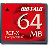 BUFFALO RCF-X64MY コンパクトフラッシュ 64MB