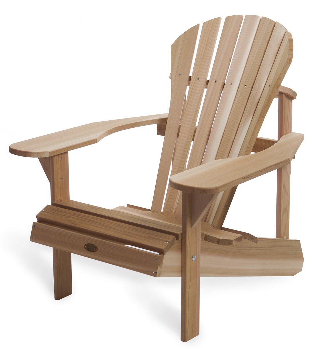 All Things Cedar AT20  Adirondack Athena Chair