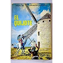 El ingenioso hidalgo Don Quijote de la Mancha (Biblioteca Sopena ; 407) (Spanish Edition)