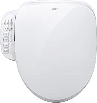 Uffu C200e Bidet Electric Toilet Seat With Control Panel Smart