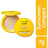 Lakme Sun Expert Ultra Matte SPF 40 PA+++ Compact, 7g