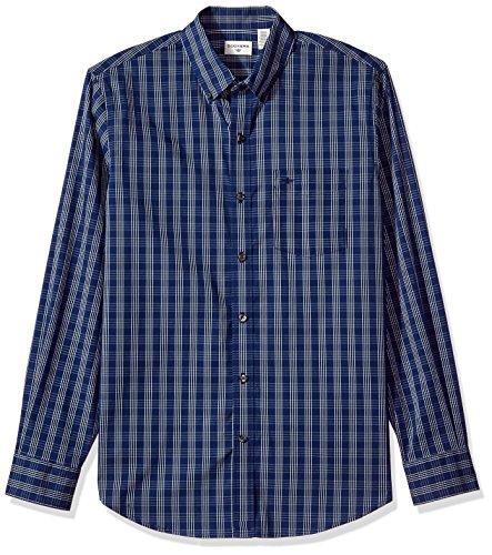 Plaid Button Front Shirt - 7