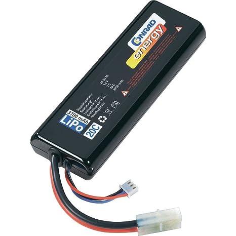 Conrad 209056 batería recargable - Batería/Pila recargable ...