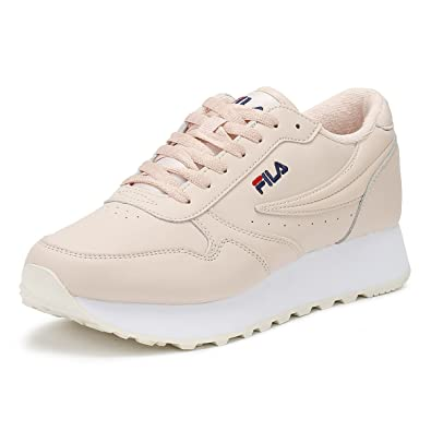 0a64062325c98d Fila Femmes Peach Whip Orbit Zeppa L Basket-UK 7: Amazon.fr ...