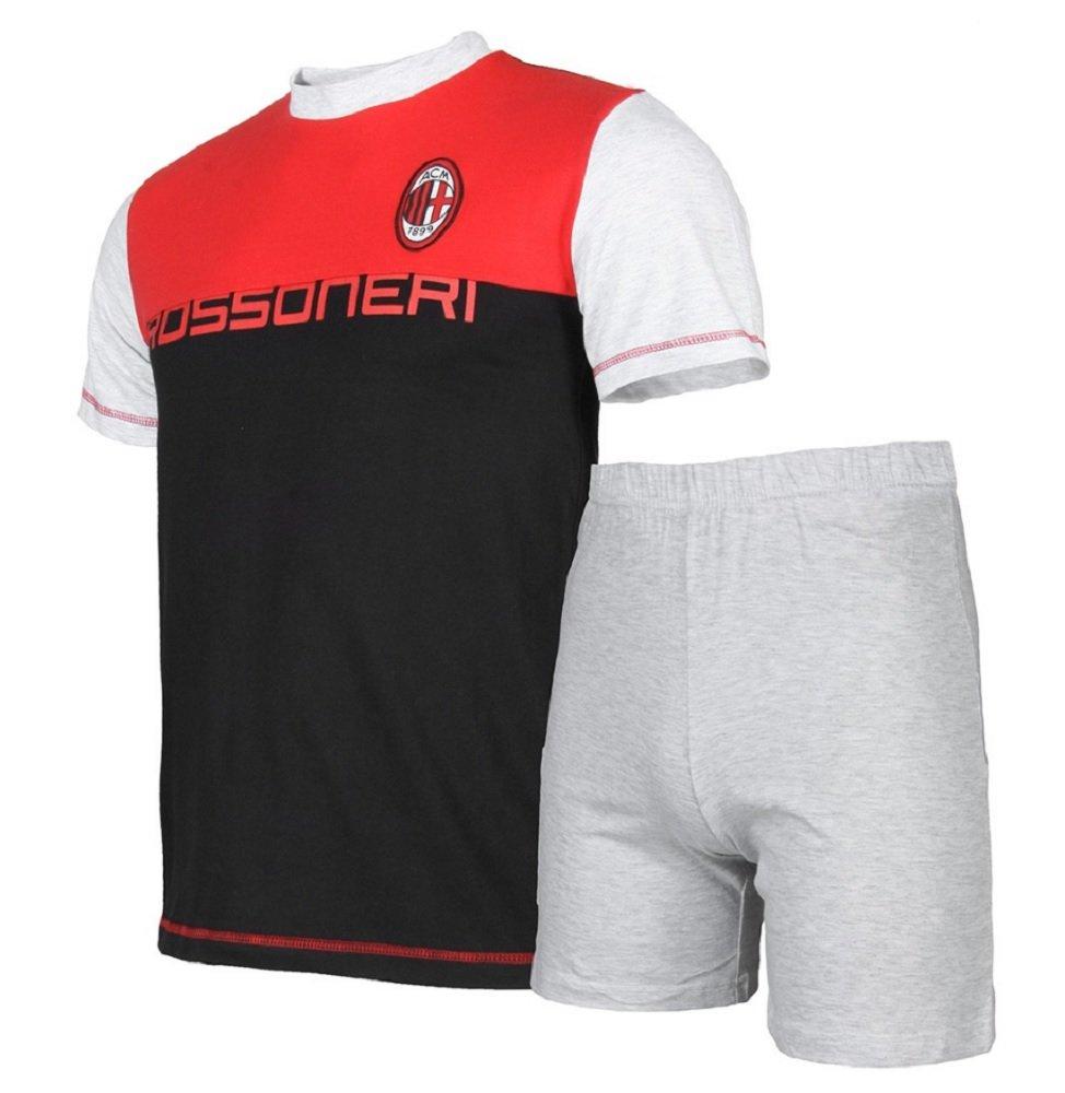 PLANETEX Pijamas Milan para hombre Ropa oficial de fútbol PS 25041: Amazon.es: Ropa y accesorios