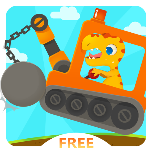 - Dinosaur Digger 3 Free - Dinosaur Games for Kids