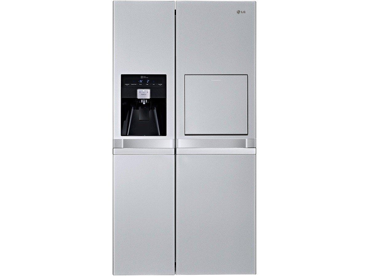 Side By Side Kühlschrank Mit Barfach : A gsp 545 pvqv kühl gefrier kombination kühlschrank side by side lg