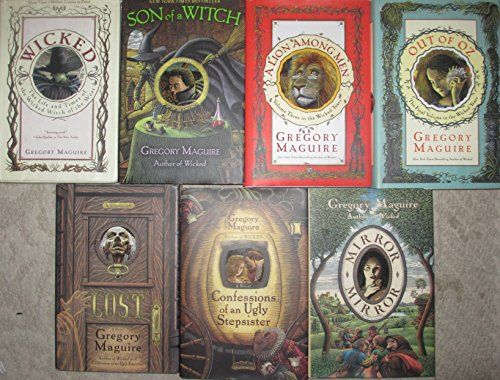 Expert choice for wicked book series gregory maguire hardcover